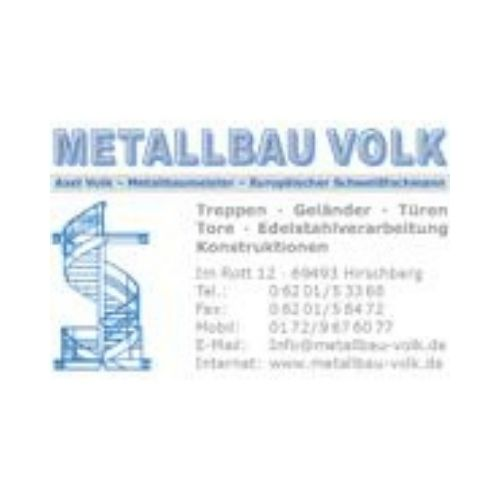 Metallbau Volk
